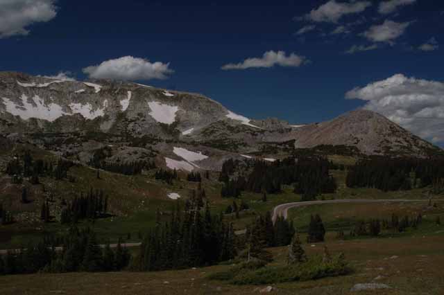 Medicine Bow Peak and Sugarloaf Mtn